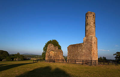 St Marys Augustinian Abbey, Ferns Poster by Panoramic Images