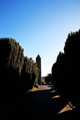 St Patricks Memorial Church At Saul Poster by Panoramic Images