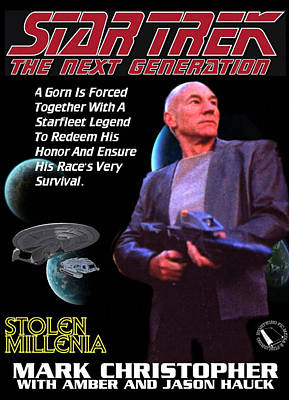 S.t. Tng - Stolen Millenia 2 Poster