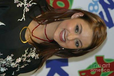 Singer Stacie Orrico Poster
