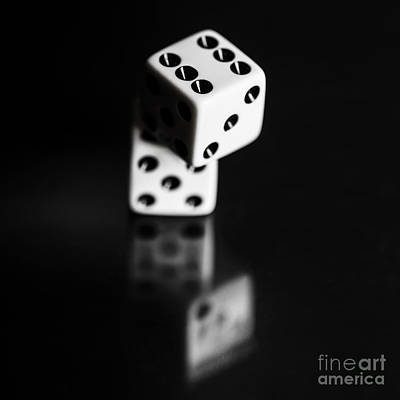 Stacked Up Odds Of Probability And Loss Poster by Jorgo Photography - Wall Art Gallery