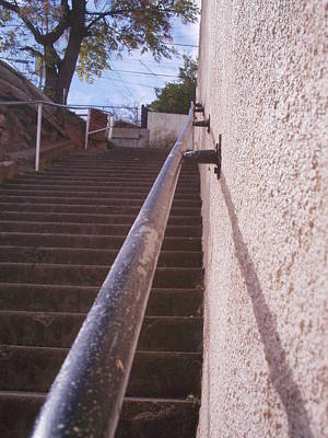 Stairs Poster