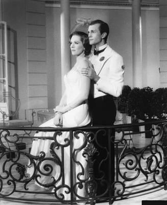 Star, From Left, Julie Andrews, Daniel Poster by Everett