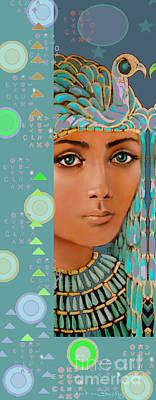 Star Lady  Atlantis Series Poster