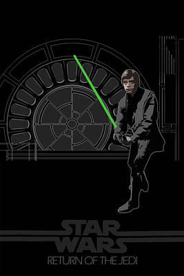 Star Wars Original Trilogy Ep 6 Poster