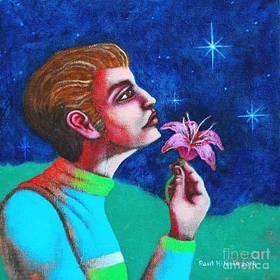 Stargazer Poster by Paul Hilario