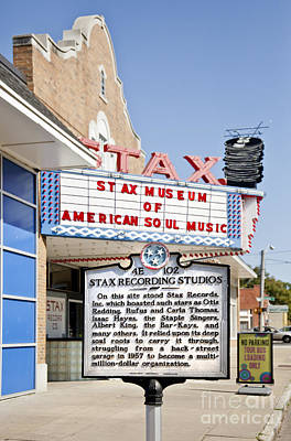 Stax Poster