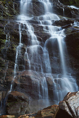 Steall Falls Poster
