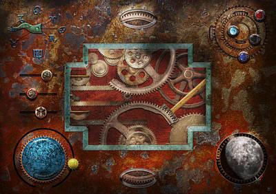 Steampunk - Pandora's Box Poster