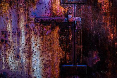 Steel Door Number Two Poster