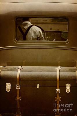 Steerage Poster by Margie Hurwich