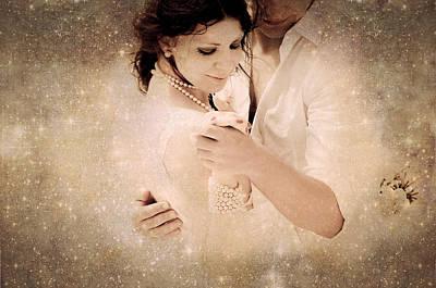 Stellar Couple Dance Poster