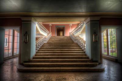 Steps Of Grandeur   Poster