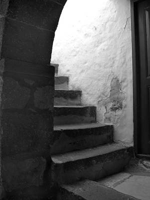 Steps On Patmos Poster