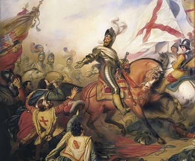 Steuben, Baron Charles Von 1788-1856 Poster