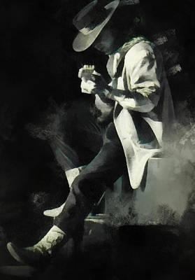 Stevie Ray Poster