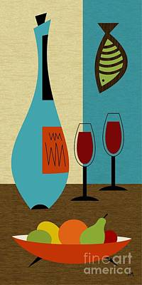 Still Life 2 Poster by Donna Mibus