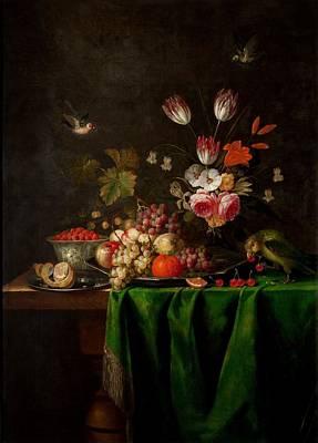 Still Life, C.1660 Poster