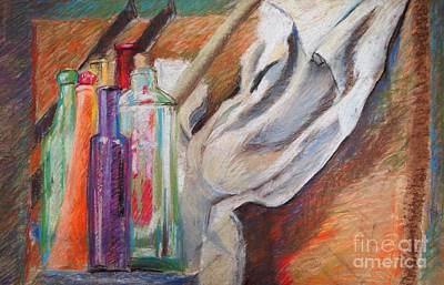 Still Life Poster by Nancy Kane Chapman
