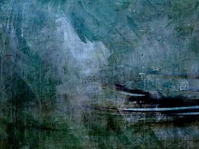 Stillness In The Storm Poster by Jean Moore
