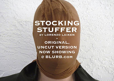 Stocking Stuffer  Uncut Poster by Lorenzo Laiken