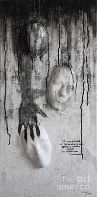 Stolen Innocence Poster by Gigi Croom