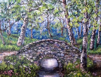 Stone Bridge 2 Poster