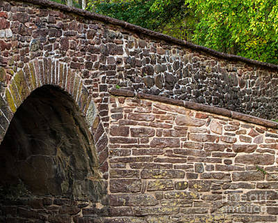 Stone Bridge Poster