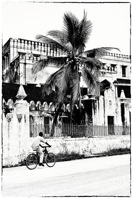 Poster featuring the photograph Tanzania Stone Town Unguja Historic Architecture - Africa Snap Shots Photo Art by Amyn Nasser