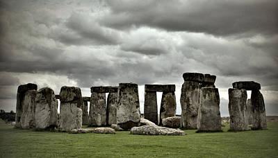 Stonehenge 2 Poster by Joanna Madloch