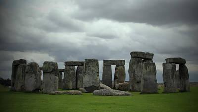 Stonehenge 3 Poster by Joanna Madloch