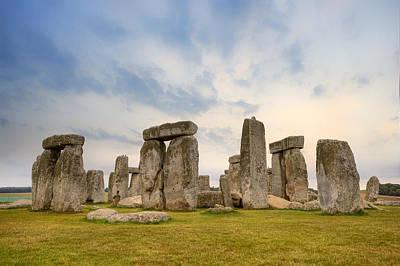 Stonehenge Poster by Joana Kruse