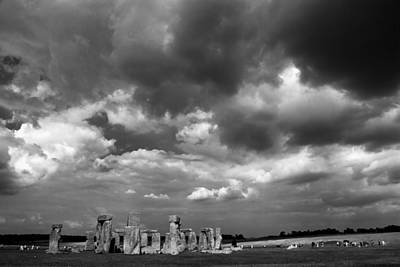 Stonehenge Poster by Rajiv Chopra