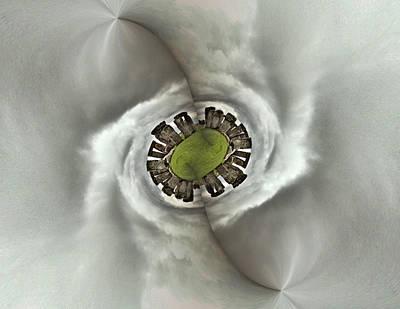 Stonehenge Twirl Poster by Joanna Madloch