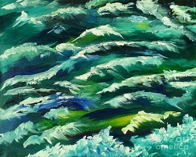 Stormy Seas 1 Poster