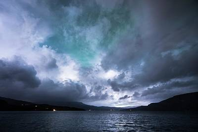 Stormy Sky Poster by Tommy Eliassen