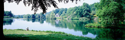 Stourhead Garden, England, United Poster by Panoramic Images
