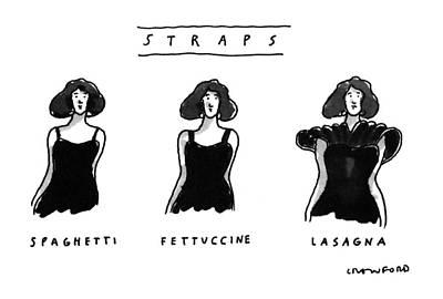 Straps: Poster