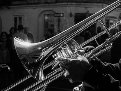 Street Jazz Poster