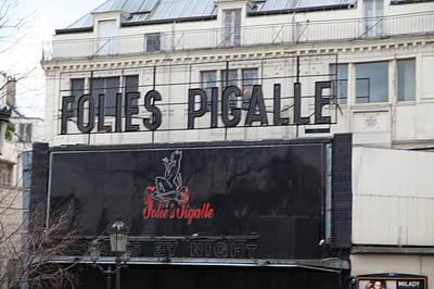 Street Scenes - Paris France - 011350 Poster by DC Photographer