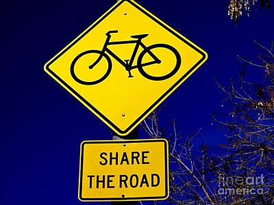Street Sign  Poster by Howard Stapleton