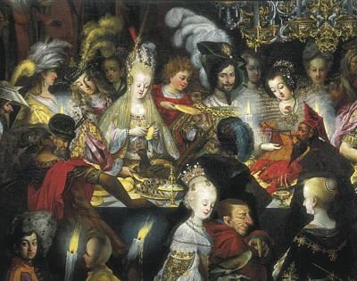Strobel, Barthel 1591-1642. The Poster by Everett