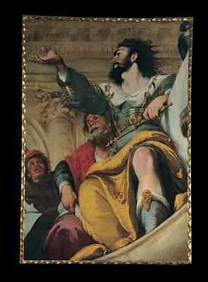 Strozzi Bernardo, The Parable Poster by Everett