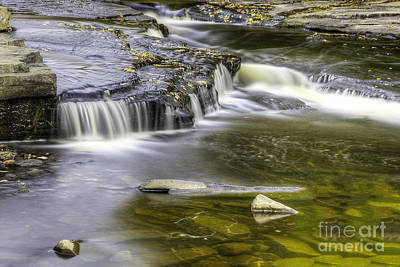 Sturgeon River Poster by Twenty Two North Photography