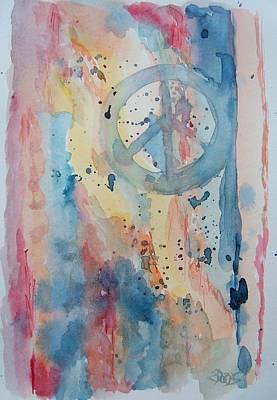 Subtle Peace Poster