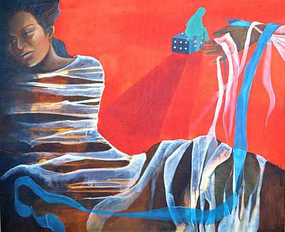 Suffocation Poster by Gayatri Sharma