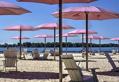 Sugar Beach Summer Poster