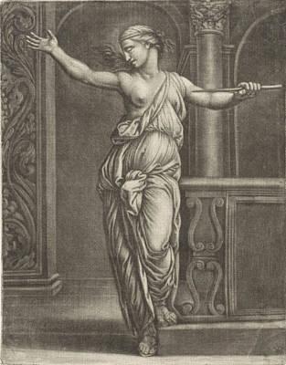 Suicide Of Lucretia, Jan Van Somer, Rafal Poster