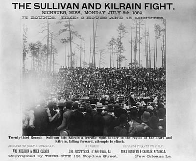Sullivan Vs Poster by Granger