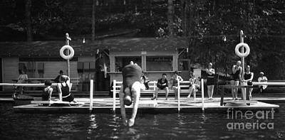 Summer At The Lake 1928 Poster